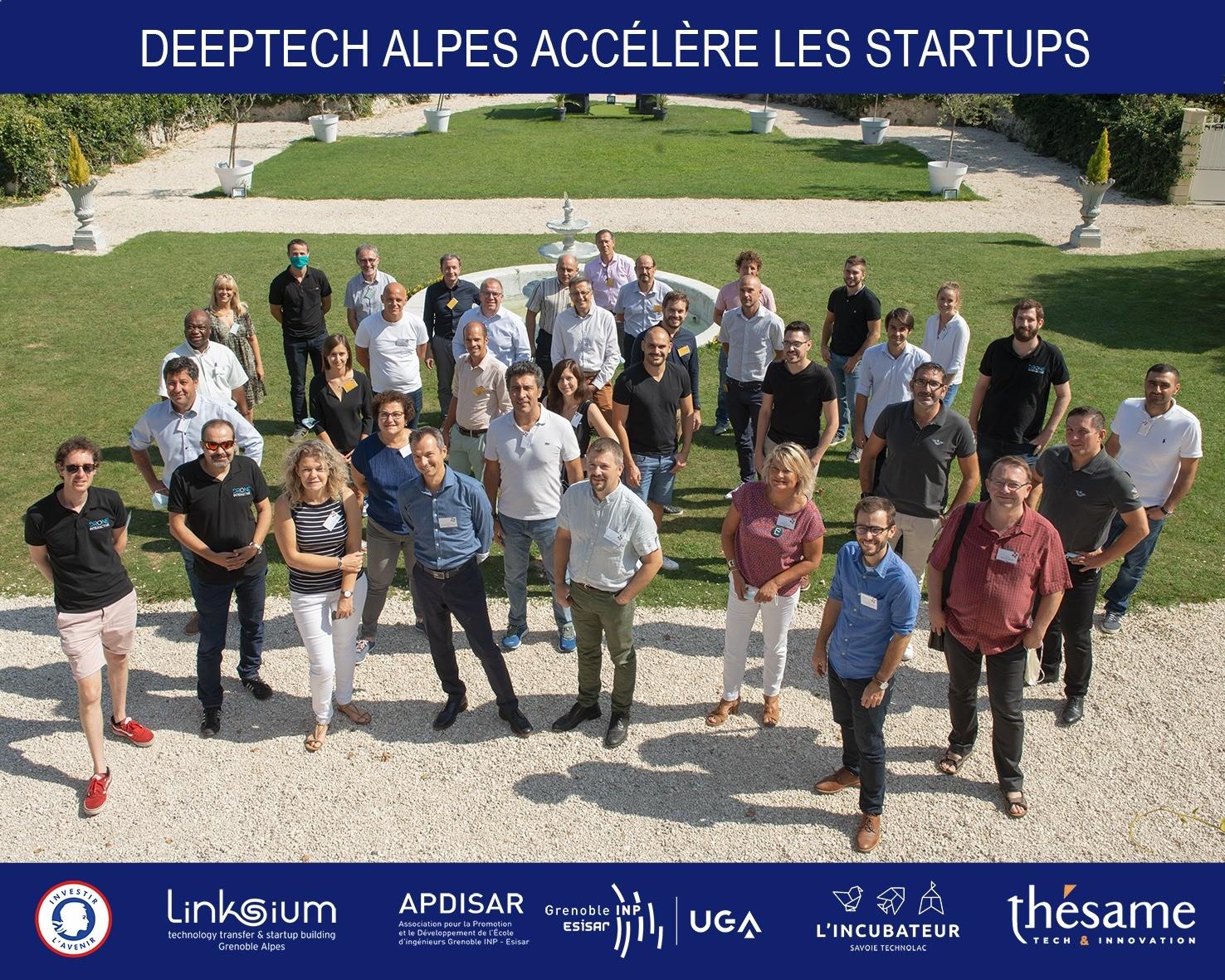 Kick-Off Programme Deeptech Alpes